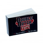 Papiers à Rouler cannabis Double Dutch Tips - Single Pack