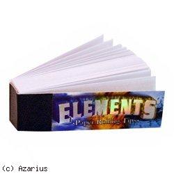 Papiers à Rouler cannabis Filtres Elements