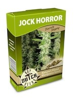 cannabis seeds Jock Horror