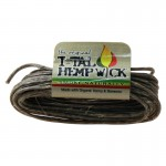 I-Tal Hemp Wick Lighter Sleeve - Large
